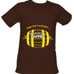 Beer Barrel T Shirt