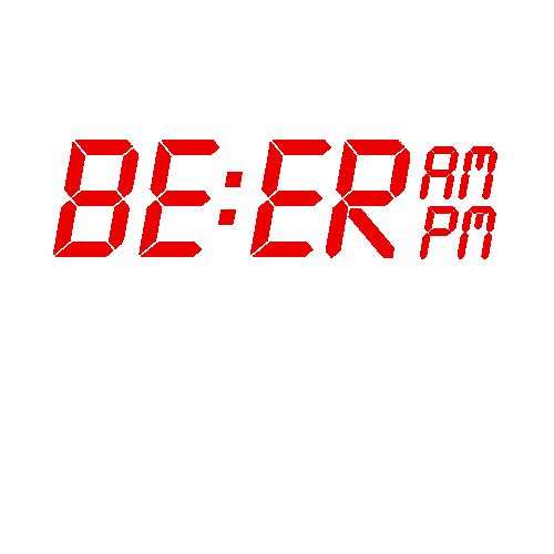 beer-clock
