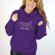 Custom Big Fat Gypsy Hen Party Hoodie