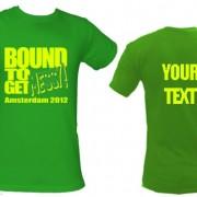 Bound To Get Messy Custom T Shirts