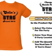 Cheap Stag Party T Shirt