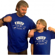 Chief Of The Clan T Shirt