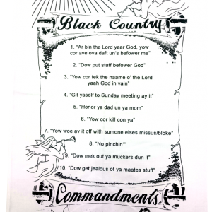 Black Country Commandments