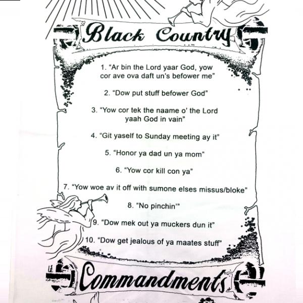 commandments-tea-towel