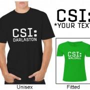 CSI T SHIRT