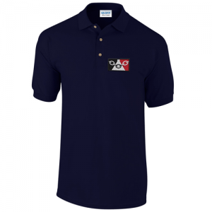 Black Country Flag Polo