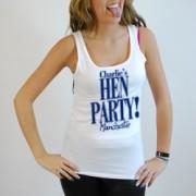 Momma Mia Hen Party Vest