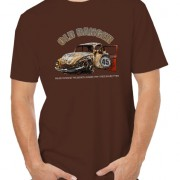 Old Banger Custom Birthday T Shirt