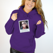 Your Photo Polaroid Hen Party Hoodie
