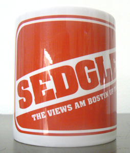 Sedgeley - Black Country Mug