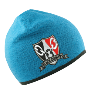 Black Country Shield Beanie