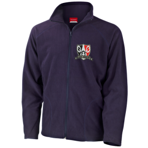 Black Country Shield Fleece