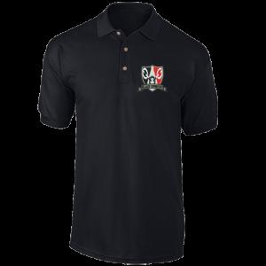 Black Country Shield Polo