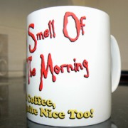 Love The Smell of Coffee Mug