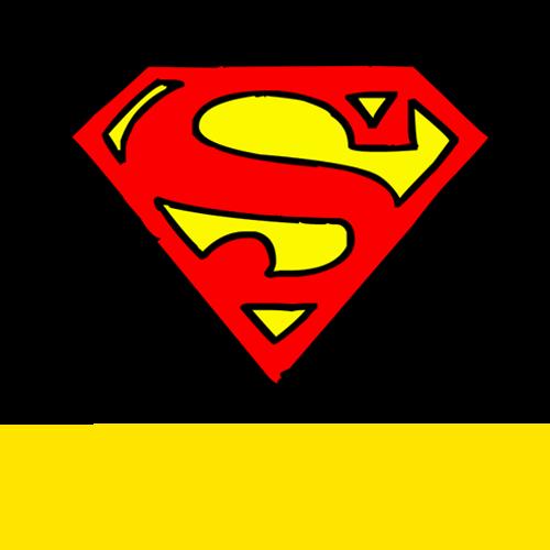 personalised superman t shirt black country t shirts rh blackcountrytshirts com create your own hero logo make your own hero logo