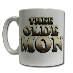 Thee Olde Mon - BlackCountry Mug