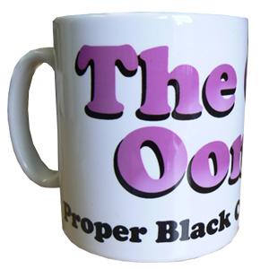 The Olde Ooman Mug
