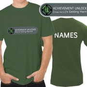 Xbox Stag Party T Shirts