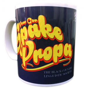 Yow Cor Spake Propa Mug