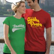 Yow Cor Spake Propa T Shirt