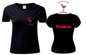 Custom Zante Holiday T Shirt