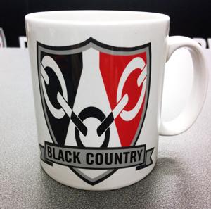 Black Country Mugs