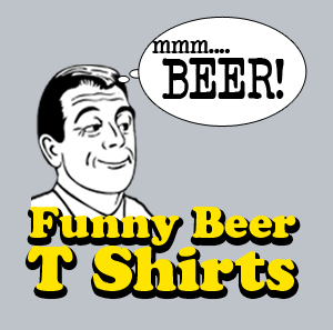 Beer Drinking T Shirts