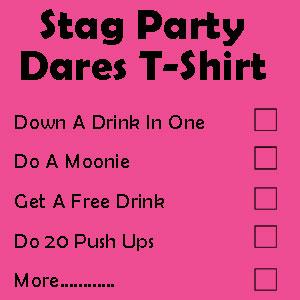 aab8e3e4 Top 5 Stag Do Pranks | Black Country T Shirts