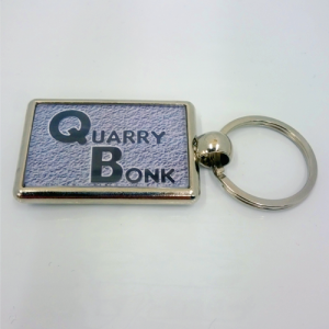 Quarry Bank Keyring