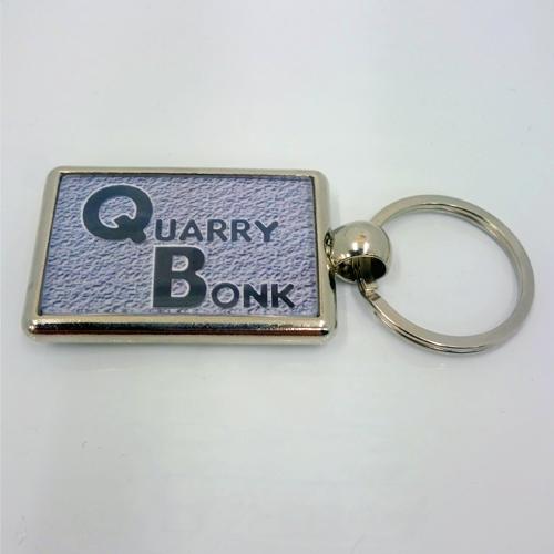 quarry-bank-keyring