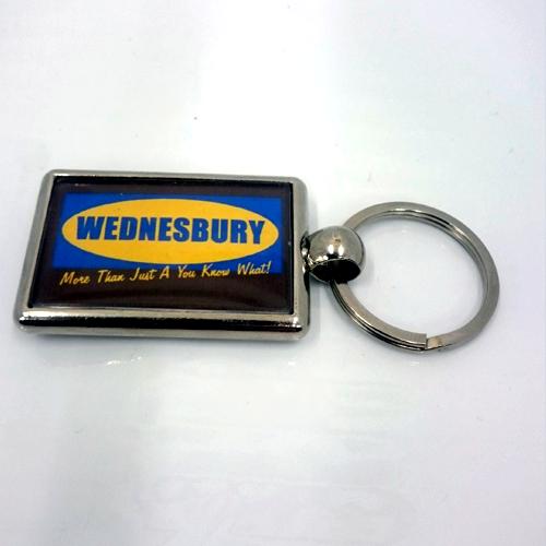 wednesbury-keyring