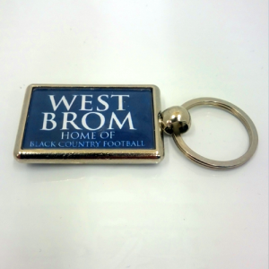 West Brom Keyring