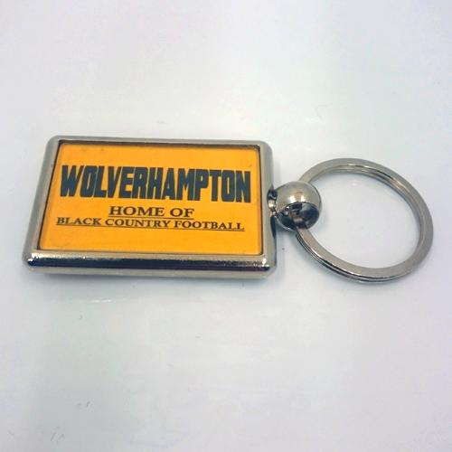 wolverhampton-keyring