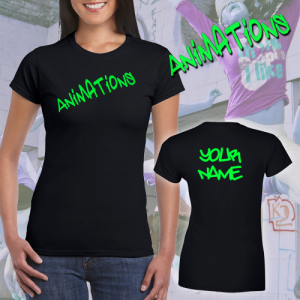 ANIMATIONS DANCE WEAR