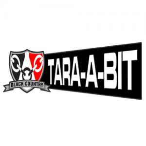 Tara A Bit Window Sticker