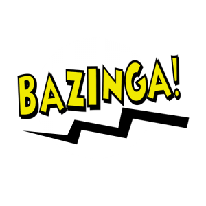 Bazinga! Big Bang