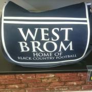 West Brom Bag
