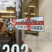Window Sticker Example