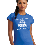 Mini Owners Club Black Country T shirt