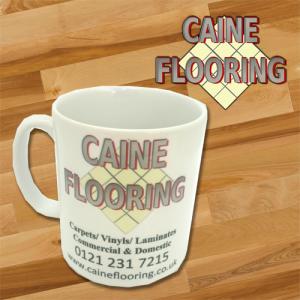 Caine Flooring Mug