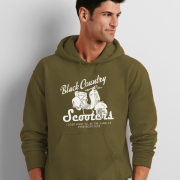 Black Country Scooters Hoodie