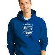 Pride Of The Black Country West Bromwich Hoodie
