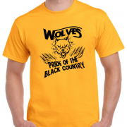 Wolves Pride T Shirt