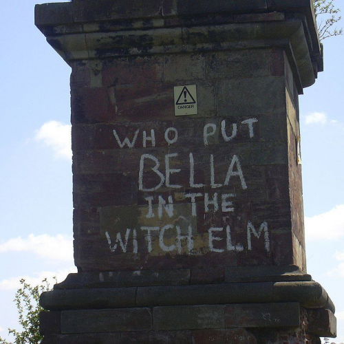 Who Put Bella In The Witch Elm