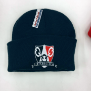 Black Country Beanie Hat Navy 3