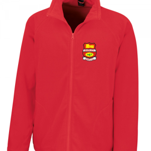 dudley town fleece