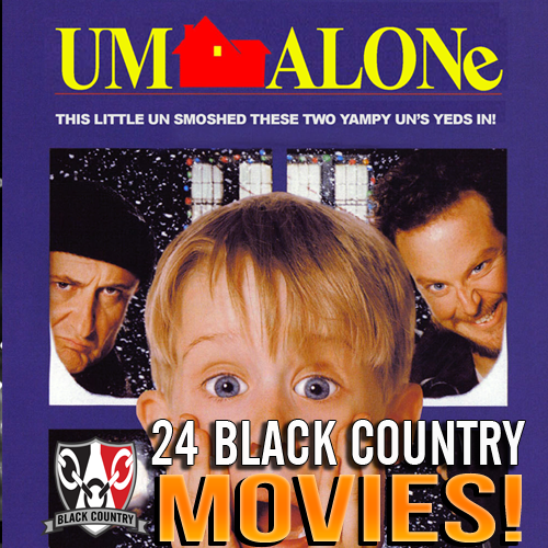 Black Country Movies