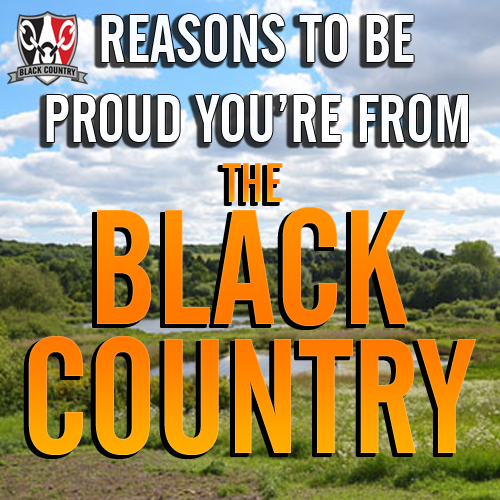 Reasons To Be Proud Youre Black Country