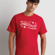 Christmas everyday t shirt