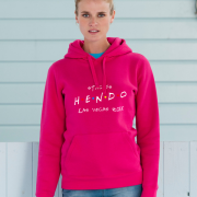 Friends Hen Party Hoodie